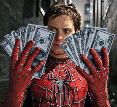 Tobey Maguire fired off of 'Spider-Man' 4 ...